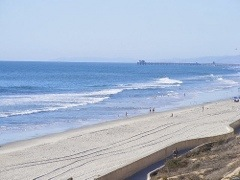 Carlsbad Sea Wall Walk