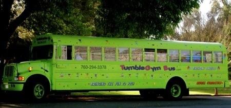 Tumble Bus Gym