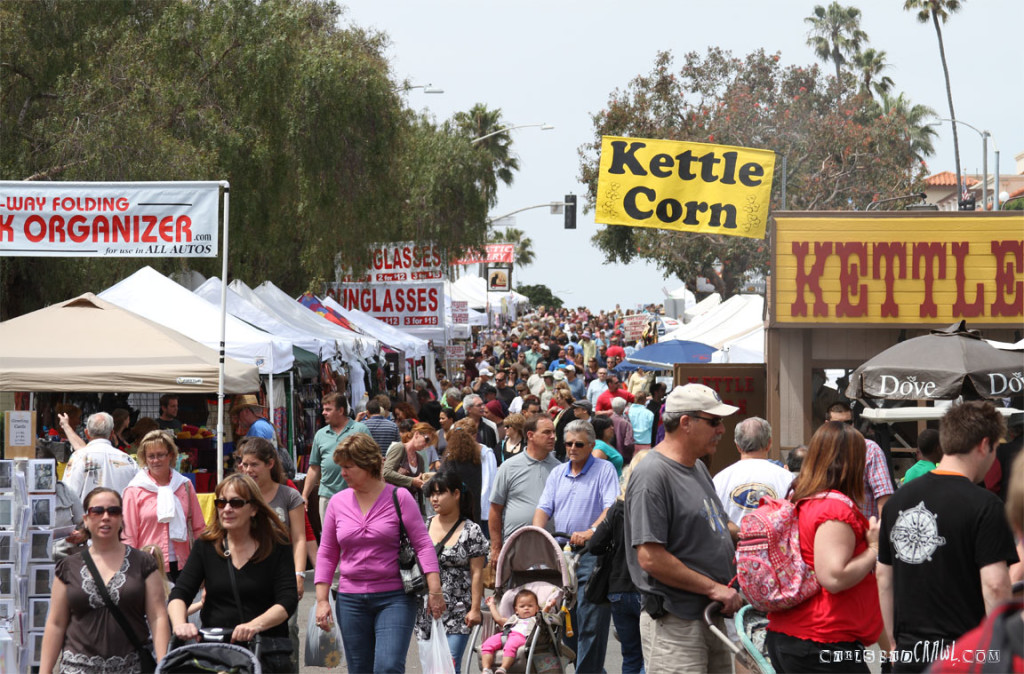 Carlsbad Village Street Fair
