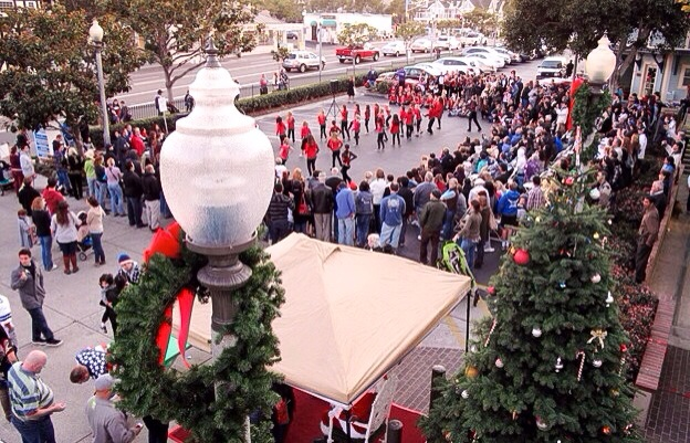 carlsbad tree lighting ceremony family fun in carlsbad ca