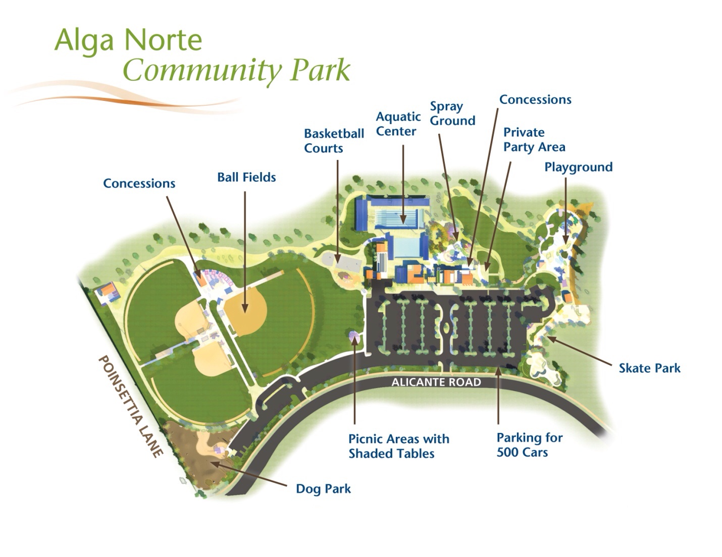 Alga Norte Community Park