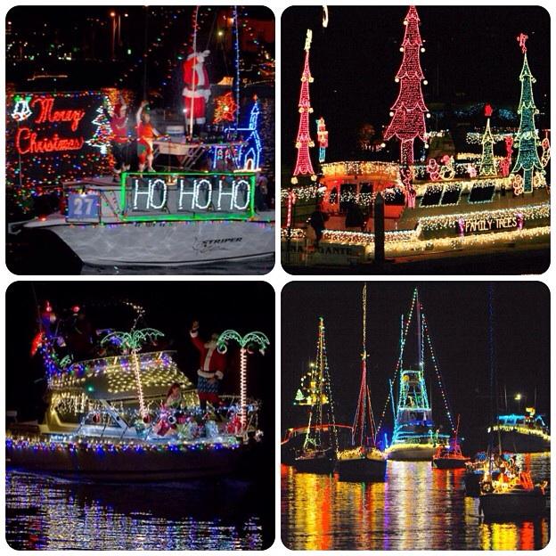 Oceanside Harbor Parade of Lights
